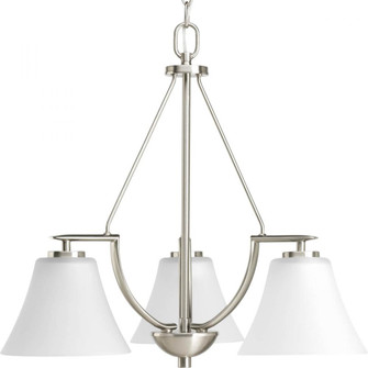Bravo Collection Three-Light Chandelier (149|P4621-09)