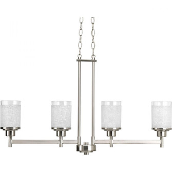 Alexa Collection Four-Light Linear Chandelier (149|P4619-09)