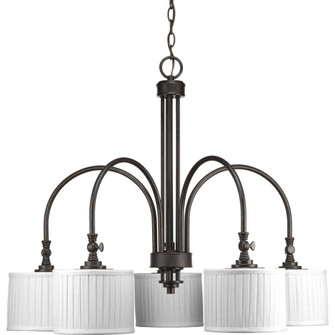 Clayton Collection Five-Light Chandelier (149 P4422-84)