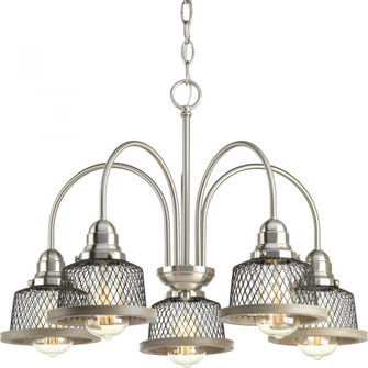 Tilley Five-Light Chandelier (149|P400074-009)