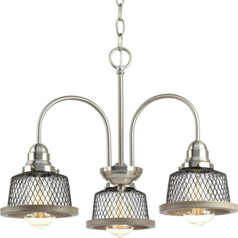 Tilley Three-Light Chandelier (149|P400073-009)