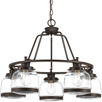 Judson Five-Light Chandelier (149|P400058-020)