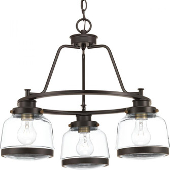 Judson Three-Light Chandelier (149|P400057-020)