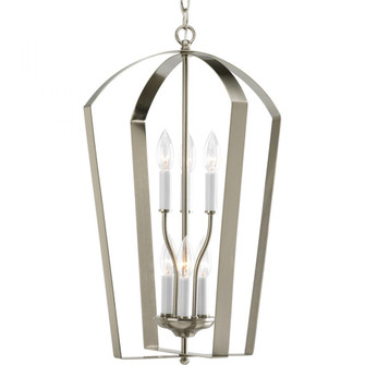Gather Collection Six-Light Foyer Pendant (149|P3929-09)