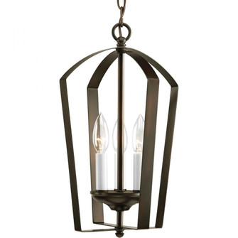 Gather Collection Three-Light Foyer Pendant (149|P3928-20)