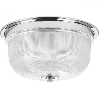 """Archie Collection Two-Light 12-3/8"""" Close-to-Ceiling (149 P3740-15)"""