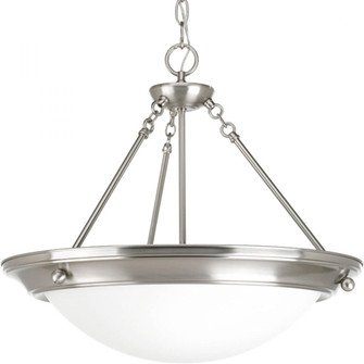 "Eclipse Collection Three-Light 19-3/8"" Pendant (149