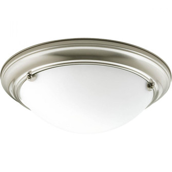 """Eclipse Collection Two-Light 15-1/4"""" Close-to-Ceiling (149