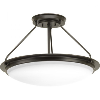 "Apogee Collection 21"" LED Semi-Flush/Convertible (P350065-129-30)"