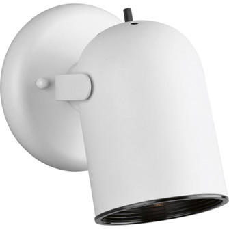 One-Light Multi Directional Wall Fixture with On/Off switch (149|P6155-30)