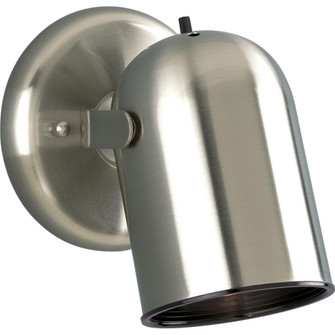 One-Light Multi Directional Wall Fixture with On/Off switch (149|P6155-09)