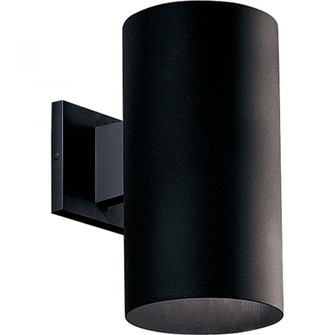 Black Outdoor Wall Cylinder (149|P5641-31)
