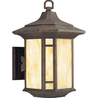 Arts and Crafts Collection One-Light Wall Lantern (149|P5629-46)