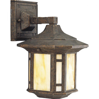 Arts and Crafts Collection One-Light Wall Lantern (149|P5628-46)