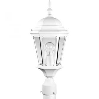 Welbourne Collection One-Light Post Lantern (149|P5482-30)