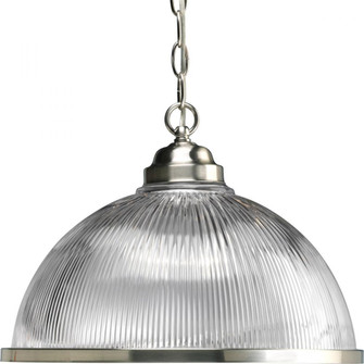Prismatic Glass Collection One-Light Pendant (149|P5103-09)