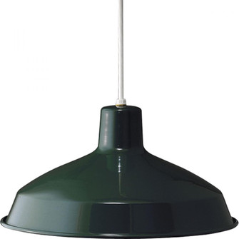 Metal Shade Collection One-Light Pendant (149|P5094-45)