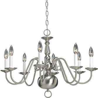 Americana Collection Eight-Light Chandelier (149|P4357-09)