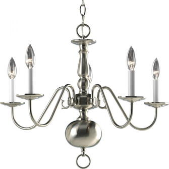 Americana Collection Five-Light Chandelier (149|P4355-09)