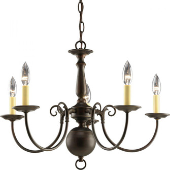 Americana Collection Five-Light Chandelier (149|P4346-20)