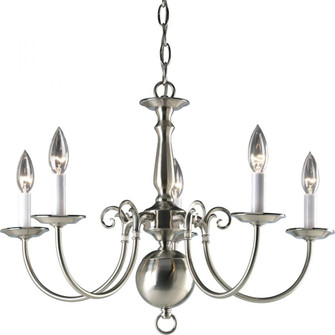 Americana Collection Five-Light Chandelier (149|P4346-09)