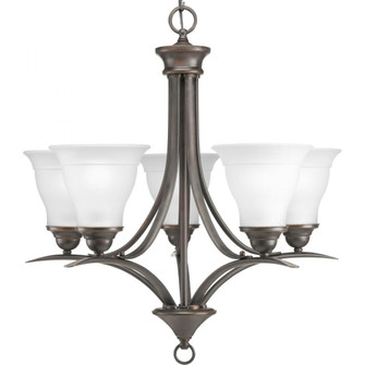 Trinity Collection Five-Light Chandelier (149|P4328-20)