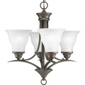 Trinity Collection Four-Light Chandelier (149|P4326-20)