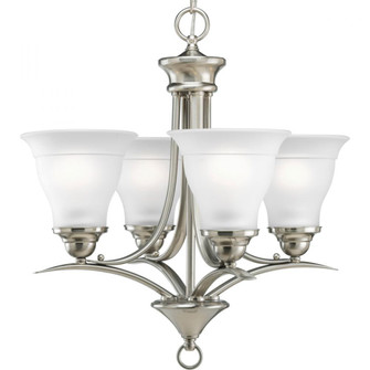 Trinity Collection Four-Light Chandelier (149|P4326-09)