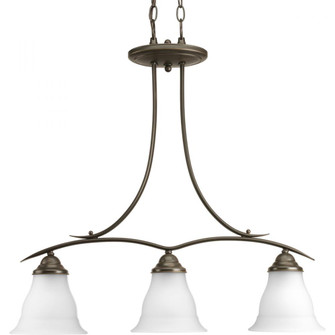 Trinity Collection Three-Light Chandelier (149|P4325-20)