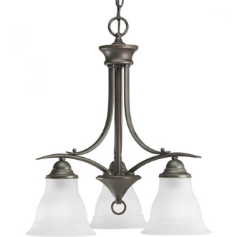Trinity Collection Three-Light Chandelier (149|P4324-20)