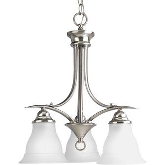 Trinity Collection Three-Light Chandelier (149|P4324-09)