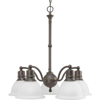 Madison Collection Five-Light Chandelier (149|P4281-20)