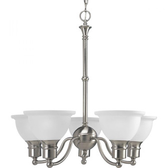 Madison Collection Five-Light Chandelier (149|P4281-09)