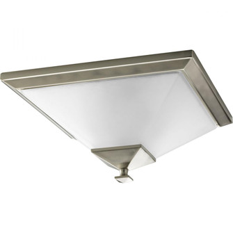 """North Park Collection Two-Light 15"""" Close-to-Ceiling (149
