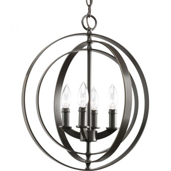 Equinox Collection Four-Light Foyer Pendant (149|P3827-20)