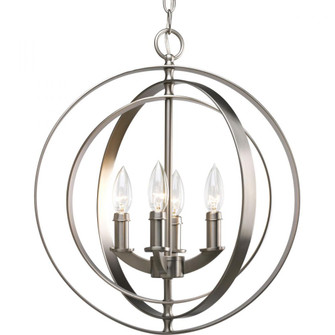 Equinox Collection Four-Light Foyer Pendant (149|P3827-126)