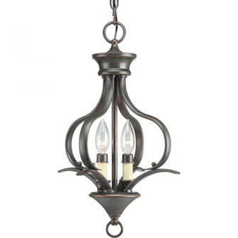 Trinity Collection Two-Light Foyer Pendant (149|P3806-20)