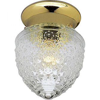 Glass Globes Collection One-Light Close-to-Ceiling (149|P3750-10)