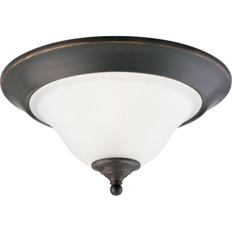 """Trinity Collection Two-Light 15"""" Close-to-Ceiling (149