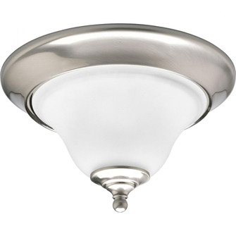 """Trinity Collection One-Light 12-1/2"""" Close-to-Ceiling (149