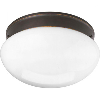 """Two-Light 11-1/2"""" Close-to-Ceiling (149