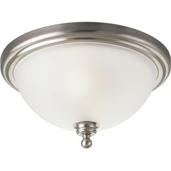 """Madison Collection Two-Light 15-3/4"""" Close-to-Ceiling (149