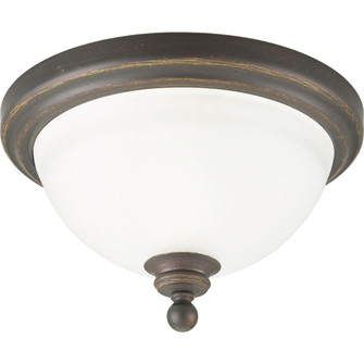 """Madison Collection One-Light 12"""" Close-to-Ceiling (P3311-20)"""