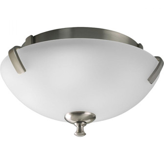 """Wisten Collection Two-Light 14"""" Close-to-Ceiling (149