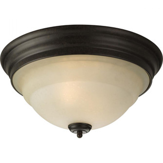 """Torino Collection Two-Light 14-5/8"""" Close-to-Ceiling (149