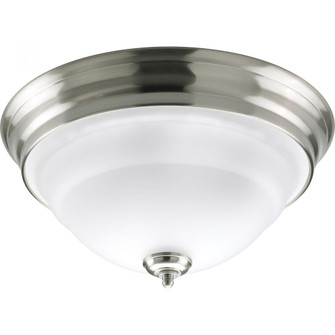 """Torino Collection Two-Light 14-5/8"""" Close-to-Ceiling (P3184-09)"""