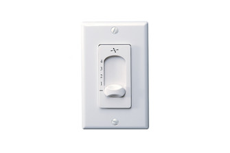 WALL CONTROL 4 SPEED 5 (6|ESSWC-3-WH)