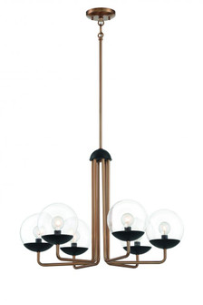 6 LIGHT CHANDELIER (77|P1505-416)
