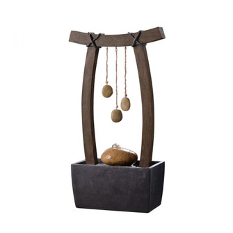 Indoor/Outdoor Table Fountain (67|51047WDG)