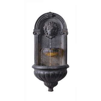Indoor/Outdoor Wall Fountain (67|51043ZC)
